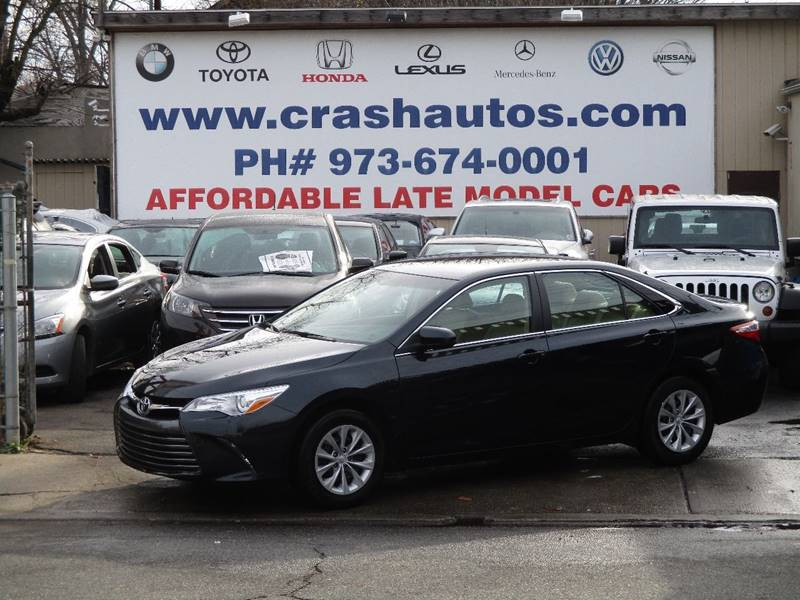 2016 Toyota Camry LE 4dr Sedan - Orange NJ