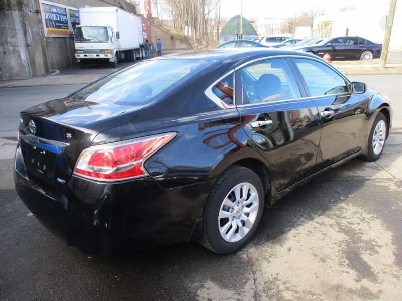 2014 Nissan Altima 2.5 S 4dr Sedan - Orange NJ