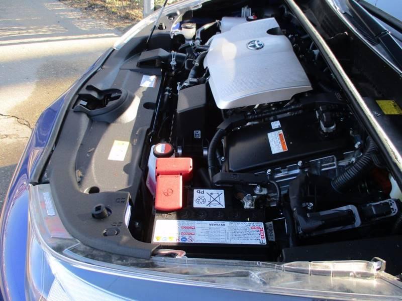 2016 Toyota Prius Four 4dr Hatchback - Orange NJ