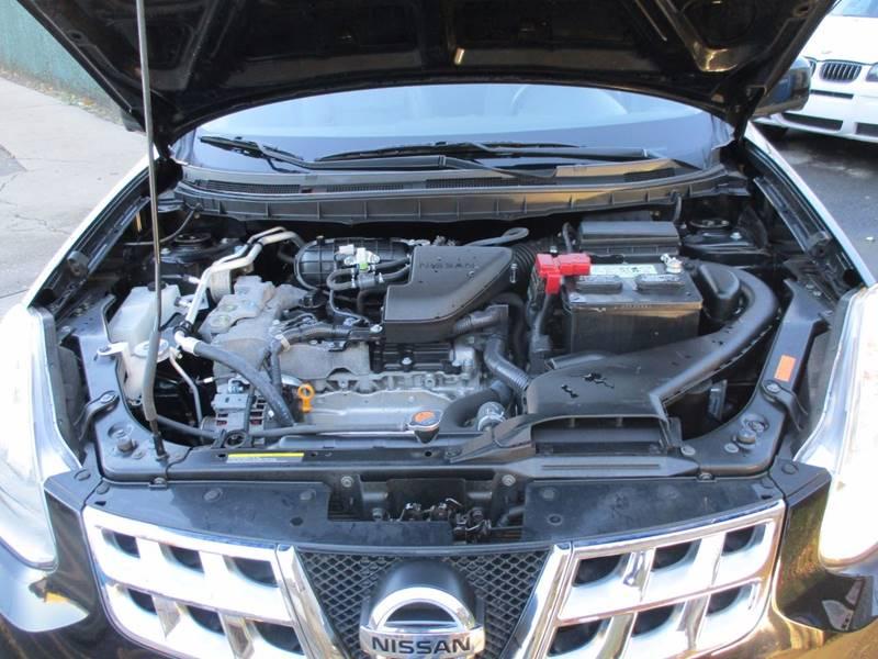 2013 Nissan Rogue AWD SV w/SL Package 4dr Crossover - Orange NJ