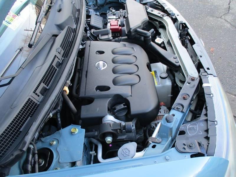 2010 Nissan cube 1.8 4dr Wagon - Orange NJ