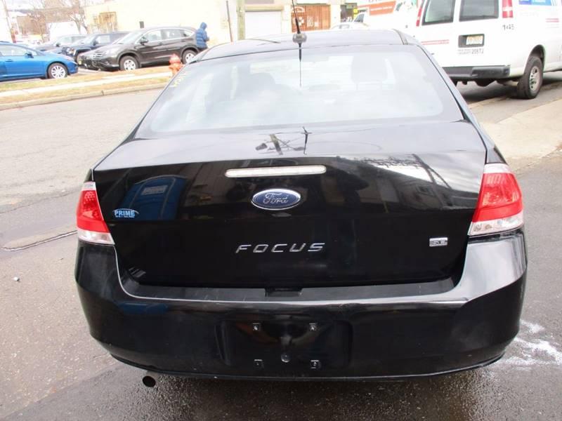 2010 Ford Focus SE 4dr Sedan - Orange NJ
