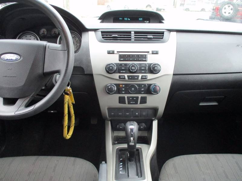 2010 Ford Focus SE 4dr Sedan - Orange NJ