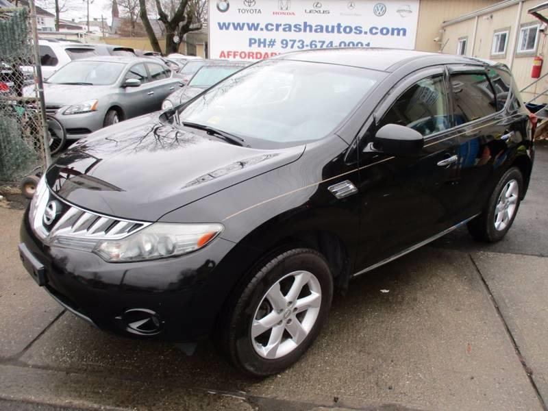 2010 Nissan Murano AWD LE 4dr SUV - Orange NJ
