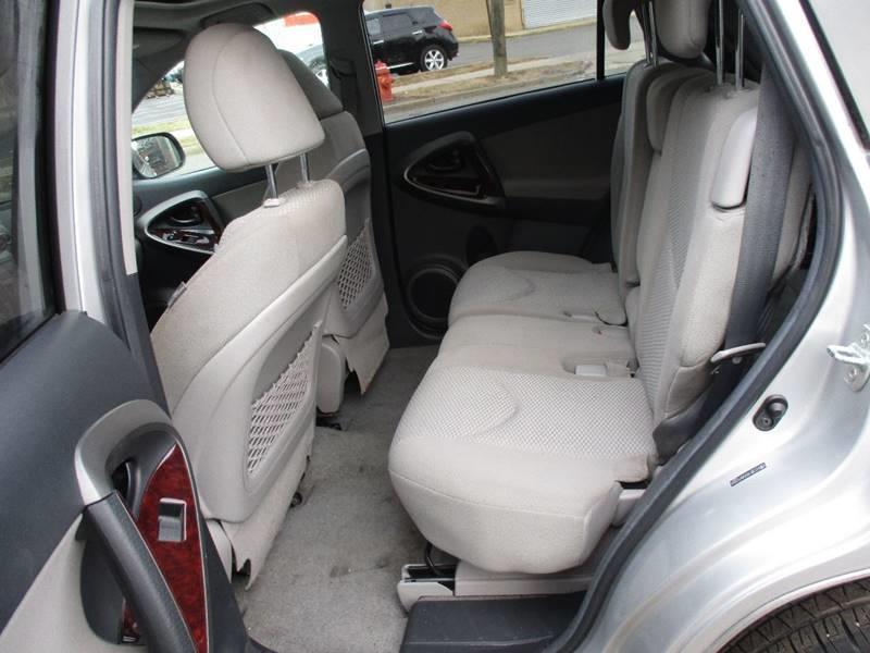 2011 Toyota RAV4 4x4 4dr SUV - Orange NJ