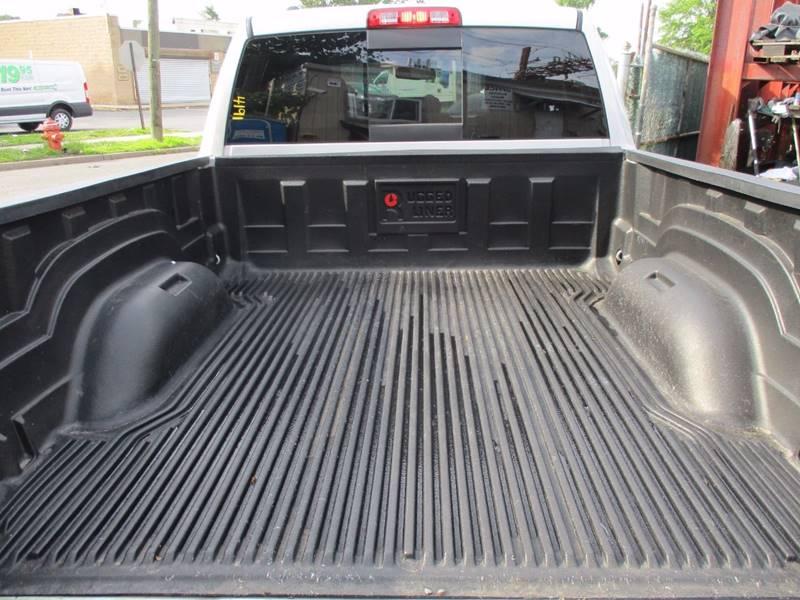 2015 RAM Ram Pickup 1500 4x2 SLT 4dr Quad Cab 6.3 ft. SB Pickup - Orange NJ