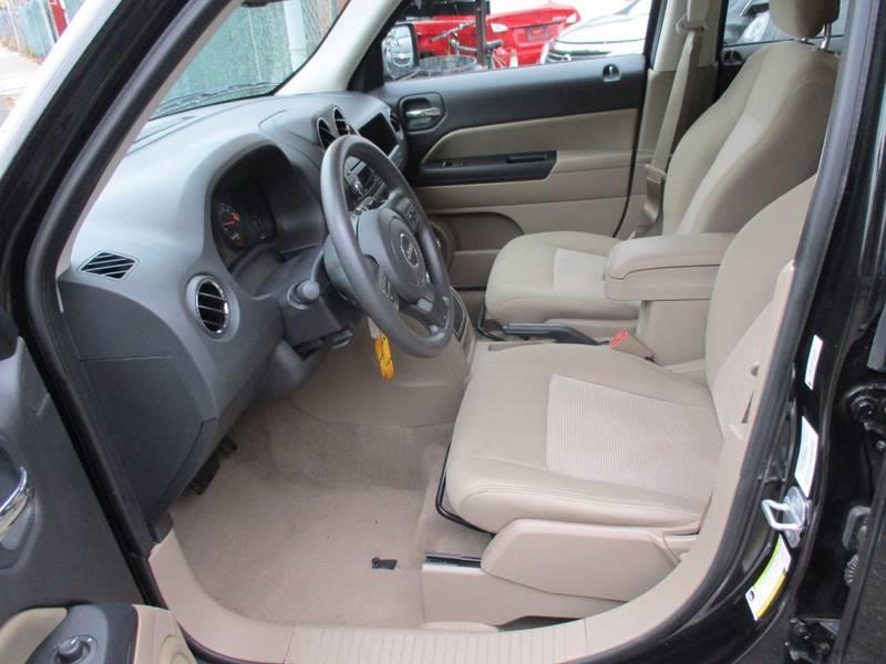 2014 Jeep Patriot Sport 4dr SUV - Orange NJ