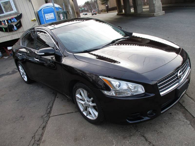 2011 Nissan Maxima 3.5 S 4dr Sedan - Orange NJ