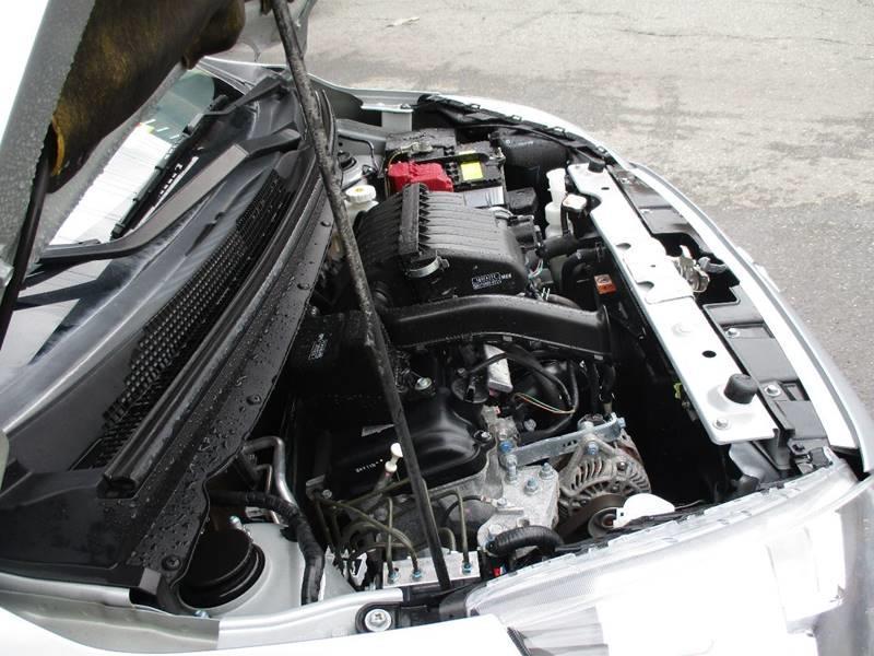 2015 Mitsubishi Mirage ES 4dr Hatchback CVT - Orange NJ