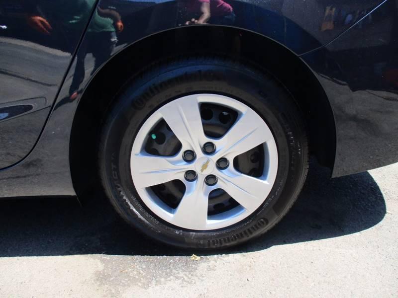 2016 Chevrolet Cruze LS Auto 4dr Sedan w/1SB - Orange NJ