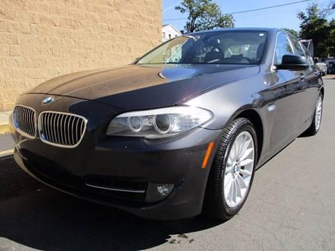 2013 BMW 5 Series for sale in Orange, NJ