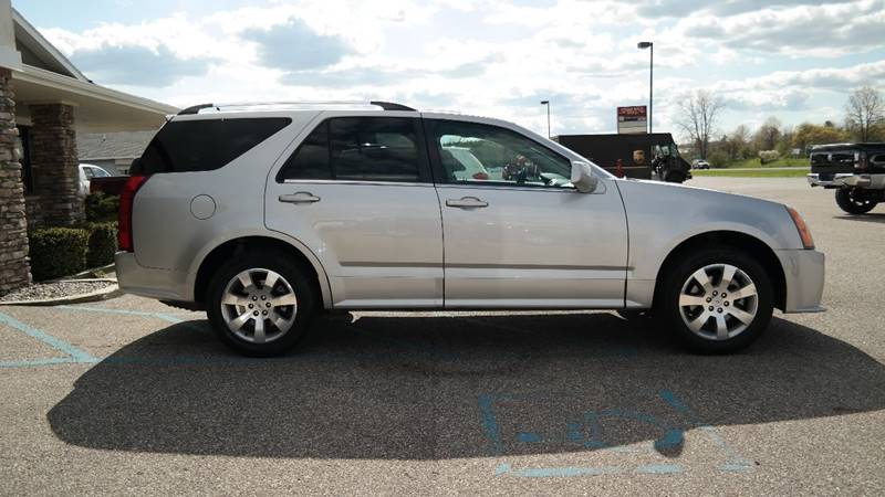 2008 Cadillac SRX for sale at Hekhuis Motorsports in Rockford MI
