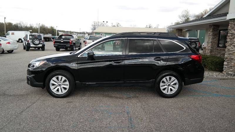 2015 Subaru Outback for sale at Hekhuis Motorsports in Rockford MI