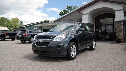2014 Chevrolet Equinox for sale at Hekhuis Motorsports in Rockford MI