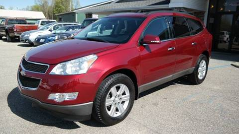 2011 Chevrolet Traverse for sale at Hekhuis Motorsports in Rockford MI