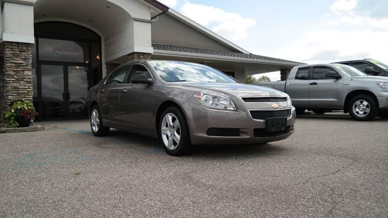 2012 Chevrolet Malibu for sale at Hekhuis Motorsports of Cedar Springs in Cedar Springs MI