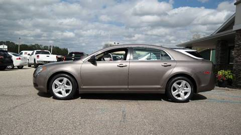 2012 Chevrolet Malibu for sale at Hekhuis Motorsports of Cedar Springs in Cedar Springs MI