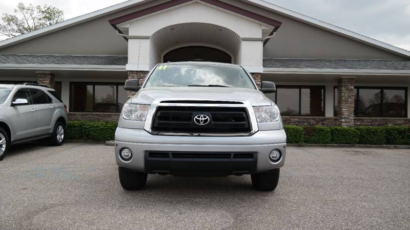 2011 Toyota Tundra for sale at Hekhuis Motorsports in Rockford MI
