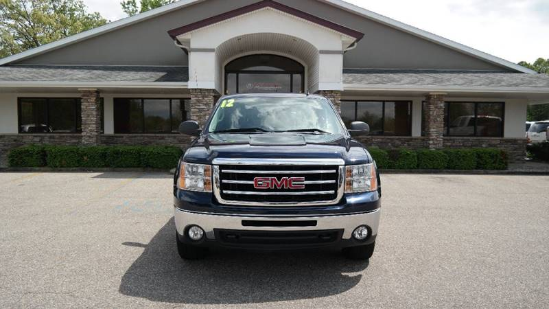 2012 GMC Sierra 1500 for sale at Hekhuis Motorsports in Rockford MI