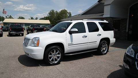 2011 GMC Yukon for sale at Hekhuis Motorsports in Rockford MI
