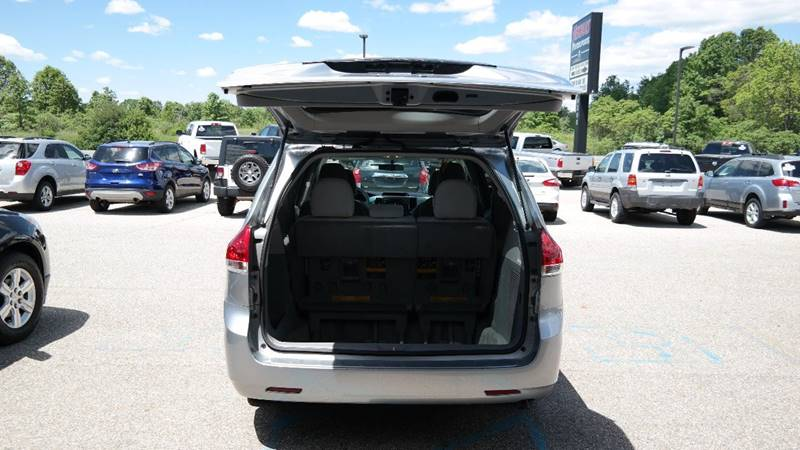 2014 Toyota Sienna for sale at Hekhuis Motorsports in Rockford MI