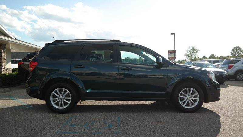 2015 Dodge Journey for sale at Hekhuis Motorsports in Rockford MI