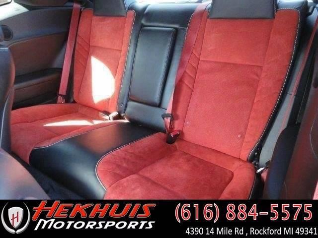 2015 Dodge Challenger for sale at Hekhuis Motorsports in Rockford MI