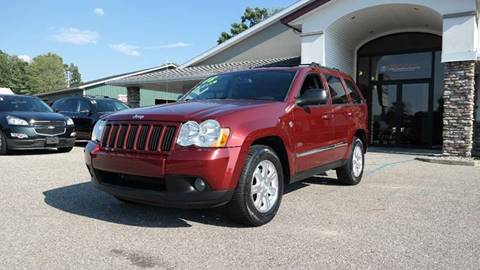 2008 Jeep Grand Cherokee for sale at Hekhuis Motorsports in Rockford MI
