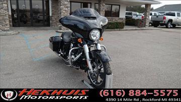 2014 Harley-Davidson STREET GLIDE SPECIAL for sale at Hekhuis Motorsports in Rockford MI