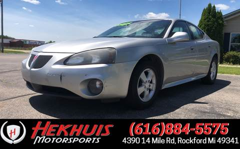 2008 Pontiac Grand Prix for sale in Rockford, MI