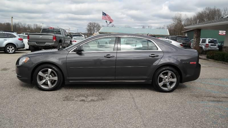 2011 Chevrolet Malibu for sale at Hekhuis Motorsports of Cedar Springs in Cedar Springs MI