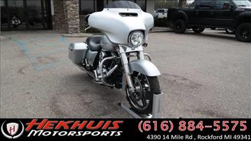 2014 Harley-Davidson Street Glide for sale at Hekhuis Motorsports in Rockford MI