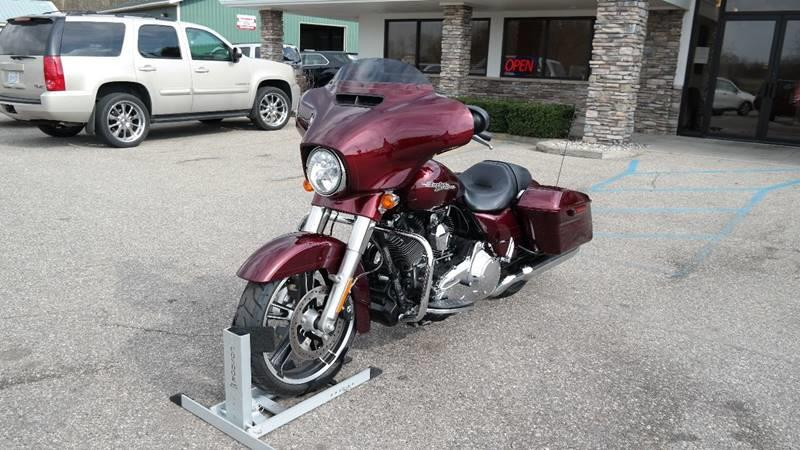 2014 Harley-Davidson STREET GLIDE SPECIAL for sale at Hekhuis Motorsports in Rockford MI