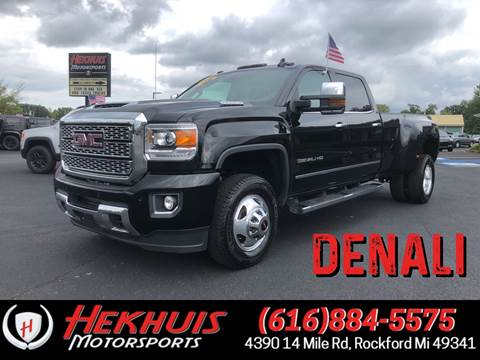 2019 GMC Sierra 3500HD for sale in Rockford, MI
