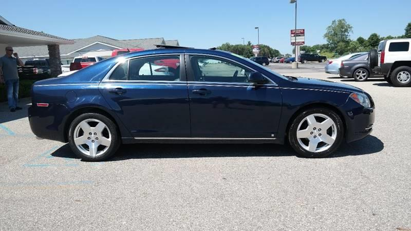 2009 Chevrolet Malibu for sale at Hekhuis Motorsports of Cedar Springs in Cedar Springs MI