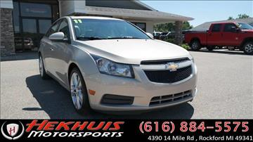 2011 Chevrolet Cruze for sale at Hekhuis Motorsports in Rockford MI