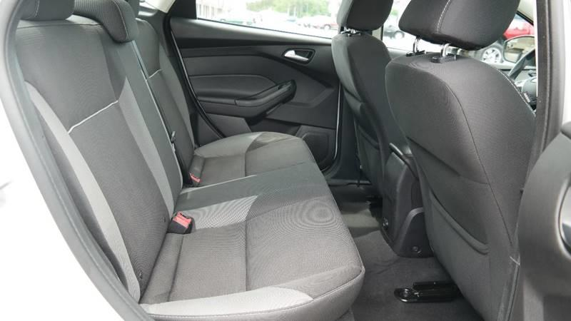 2013 Ford Focus for sale at Hekhuis Motorsports in Rockford MI