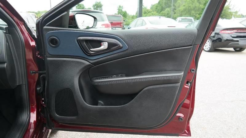 2015 Chrysler 200 for sale at Hekhuis Motorsports of Cedar Springs in Cedar Springs MI