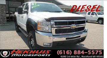 2007 Chevrolet Silverado 2500HD for sale at Hekhuis Motorsports in Rockford MI