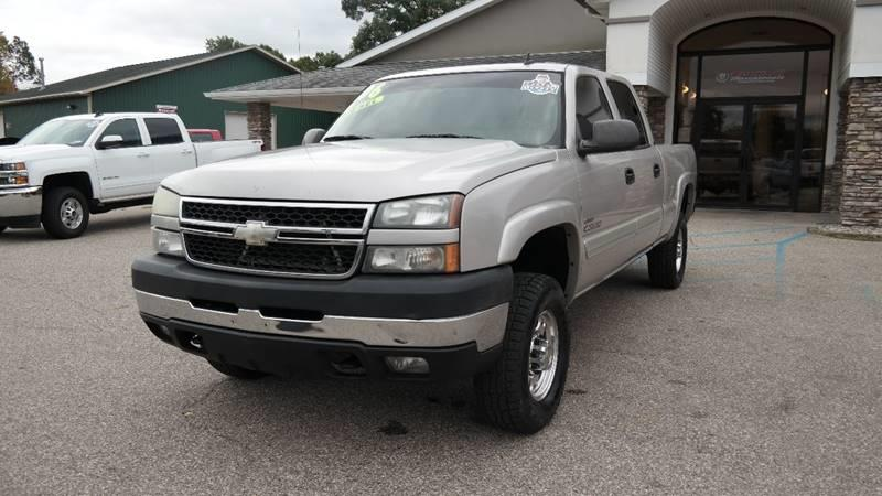 2006 Chevrolet Silverado 2500HD for sale at Hekhuis Motorsports of Cedar Springs in Cedar Springs MI