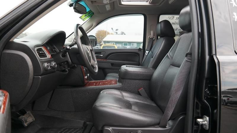 2013 Chevrolet Tahoe for sale at Hekhuis Motorsports in Rockford MI