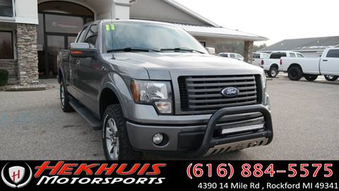 2011 Ford F-150 for sale at Hekhuis Motorsports in Rockford MI