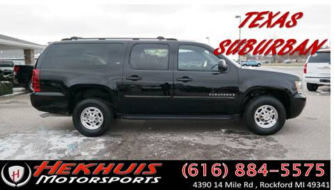 2007 Chevrolet Suburban for sale at Hekhuis Motorsports in Rockford MI