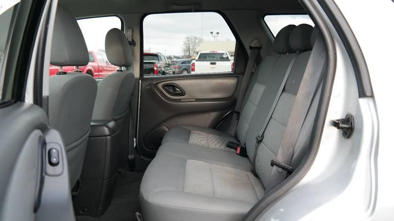 2007 Ford Escape for sale at Hekhuis Motorsports in Rockford MI