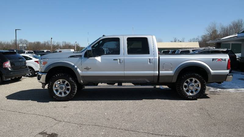 2011 Ford F-250 Super Duty for sale at Hekhuis Motorsports in Rockford MI