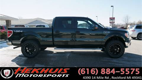 2014 Ford F-150 for sale at Hekhuis Motorsports in Rockford MI