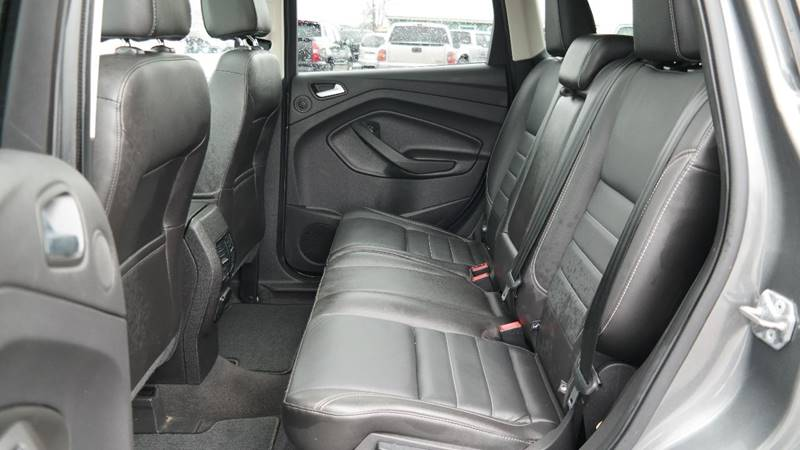 2014 Ford Escape for sale at Hekhuis Motorsports in Rockford MI