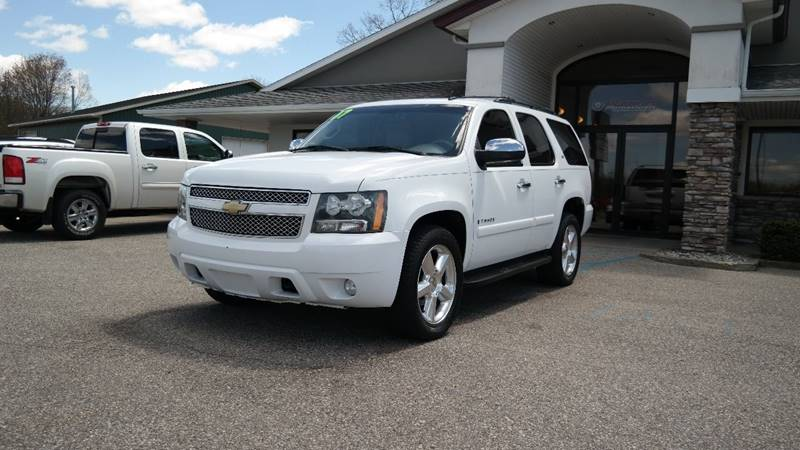 2007 Chevrolet Tahoe for sale at Hekhuis Motorsports in Rockford MI