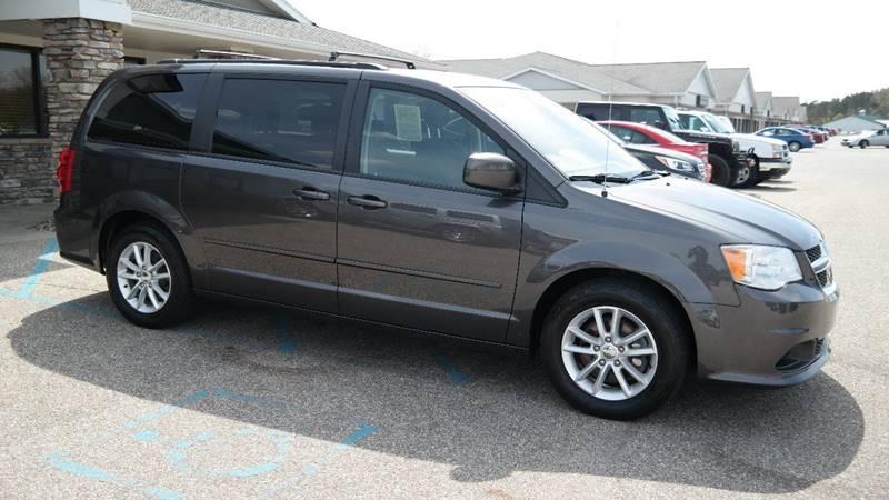 2015 Dodge Grand Caravan for sale at Hekhuis Motorsports in Rockford MI