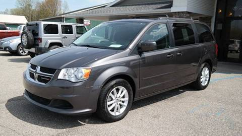 2015 Dodge Grand Caravan for sale at Hekhuis Motorsports in Rockford MI